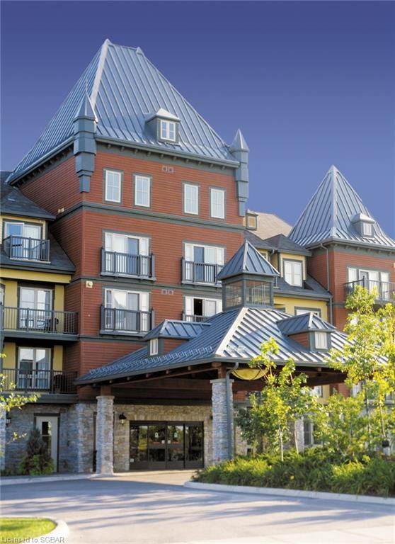 156 Jozo Weider Boulevard #134, The Blue Mountains, ON L9Y 0V2 (MLS #40100207) :: Forest Hill Real Estate Collingwood