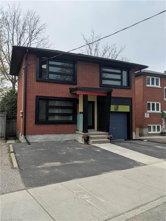 9 York Street, Kitchener, ON N2G 1S9 (MLS #40103443) :: Envelope Real Estate Brokerage Inc.