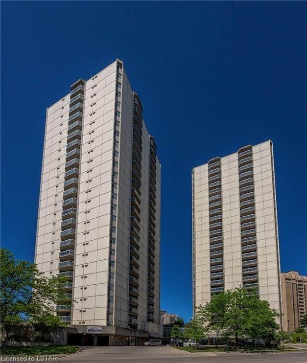 363 Colborne Street #404, London, ON N6B 3N3 (MLS #40106172) :: Envelope Real Estate Brokerage Inc.