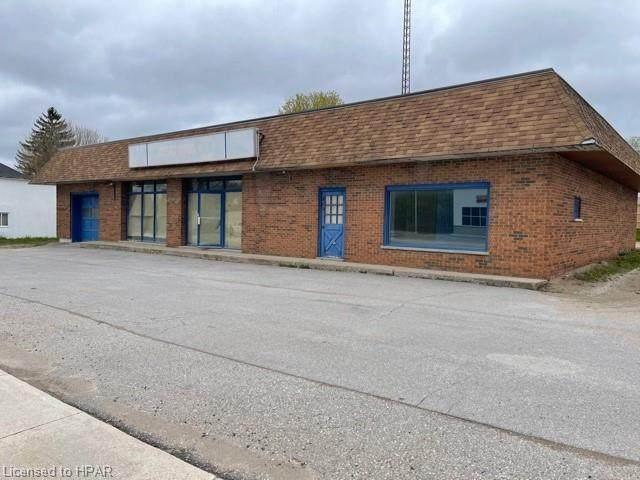 469 Josephine Street, Wingham, ON N0G 2W0 (MLS #40109166) :: Envelope Real Estate Brokerage Inc.
