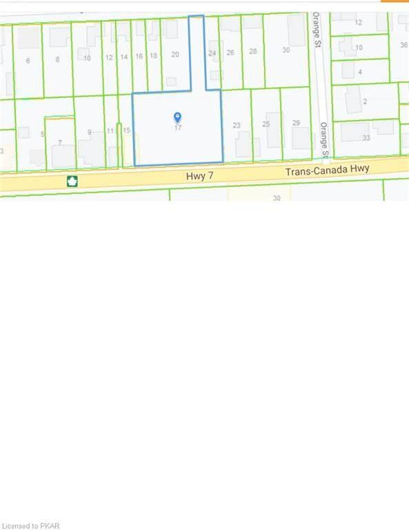 17 Ottawa Street E, Havelock, ON K0L 1Z0 (MLS #40111850) :: Forest Hill Real Estate Collingwood