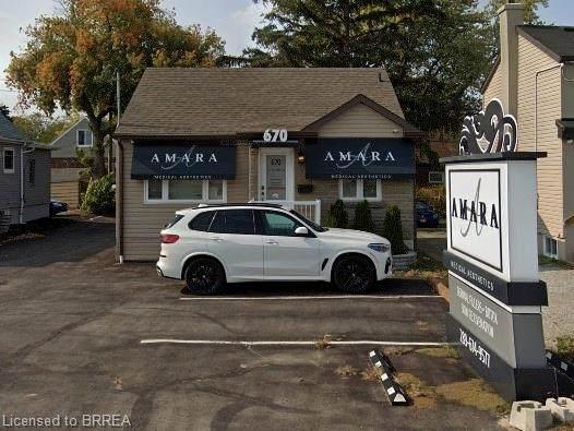 670 Upper James Street, Hamilton, ON L9C 2Z3 (MLS #40112263) :: Forest Hill Real Estate Collingwood