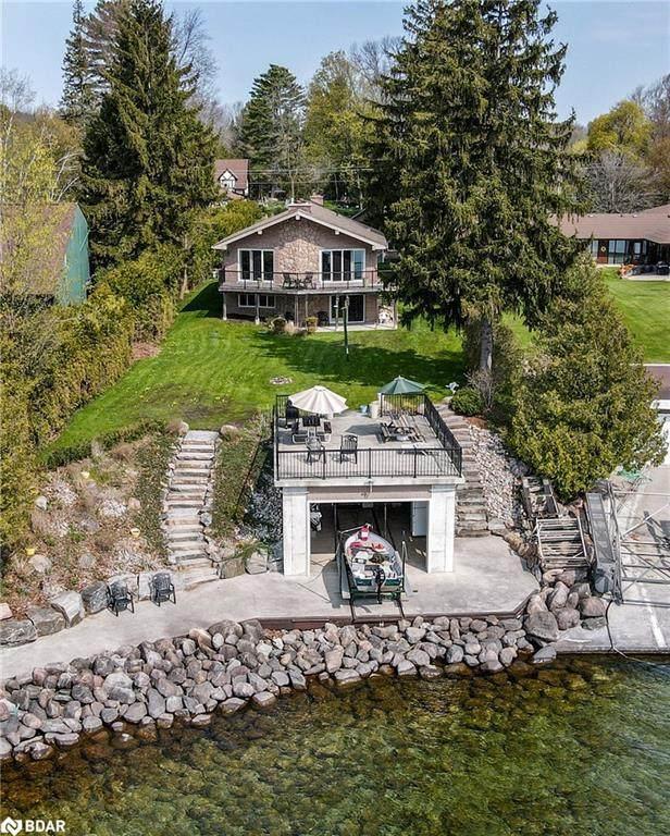 123 Lakeshore Road E, Oro-Medonte, ON L0L 2E0 (MLS #40114407) :: Forest Hill Real Estate Inc Brokerage Barrie Innisfil Orillia