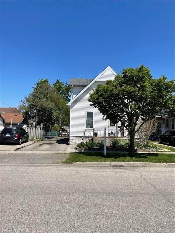 10 Bruce Street, Brantford, ON N3R 1E2 (MLS #40115075) :: Envelope Real Estate Brokerage Inc.