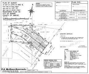 23 Centre Street Part 1, Barrie, ON L4N 3L3 (MLS #40115851) :: Envelope Real Estate Brokerage Inc.