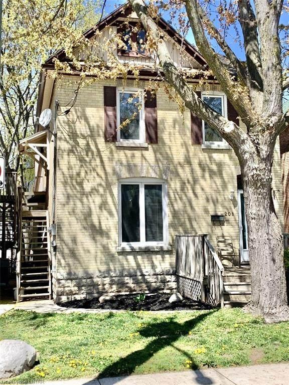 208 Tecumseh Avenue E, London, ON N6C 1S6 (MLS #40121905) :: Envelope Real Estate Brokerage Inc.