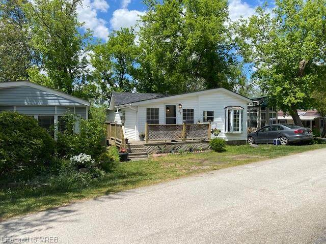 4838 Pioneer Trail #40, Puslinch, ON N0B 2J0 (MLS #40122457) :: Forest Hill Real Estate Collingwood