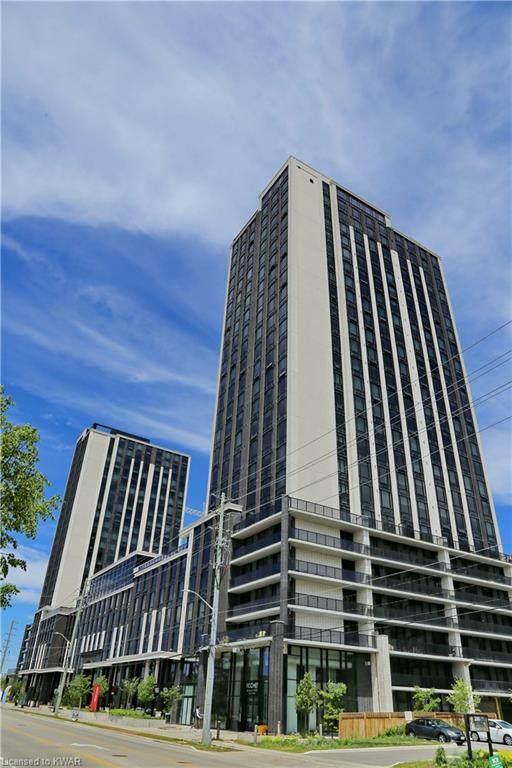330 Phillip Street #26, Waterloo, ON N2L 3W9 (MLS #40128236) :: Forest Hill Real Estate Collingwood