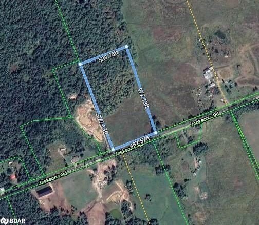 PT LT 2 Jackson's Road, Magnetawan, ON P0A 1P0 (MLS #40129654) :: Forest Hill Real Estate Inc Brokerage Barrie Innisfil Orillia