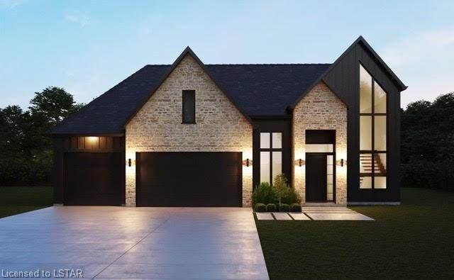 LOT 75 Grand Oak Crossing, London, ON N6P 0B2 (MLS #40132069) :: Envelope Real Estate Brokerage Inc.