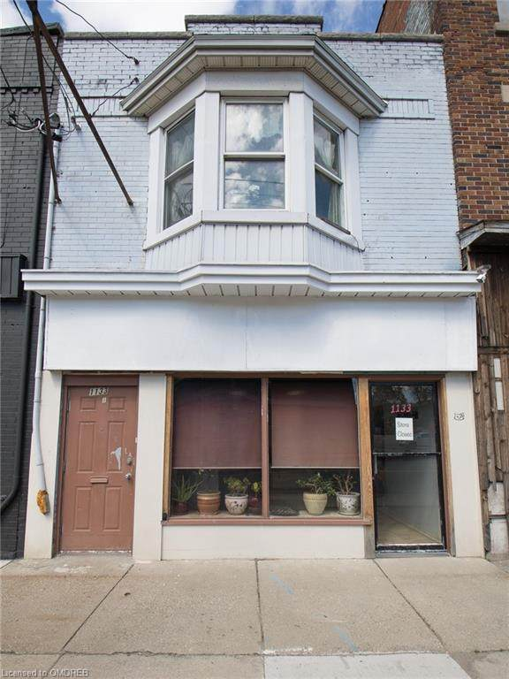 1133 Main Street E, Hamilton, ON L8M 1P2 (MLS #40135504) :: Forest Hill Real Estate Collingwood