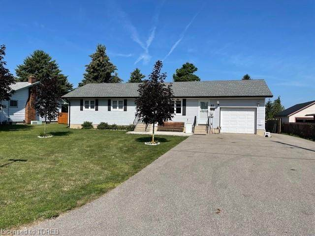 9509 Plank Road, Straffordville, ON N0J 1Y0 (MLS #40137698) :: Forest Hill Real Estate Collingwood