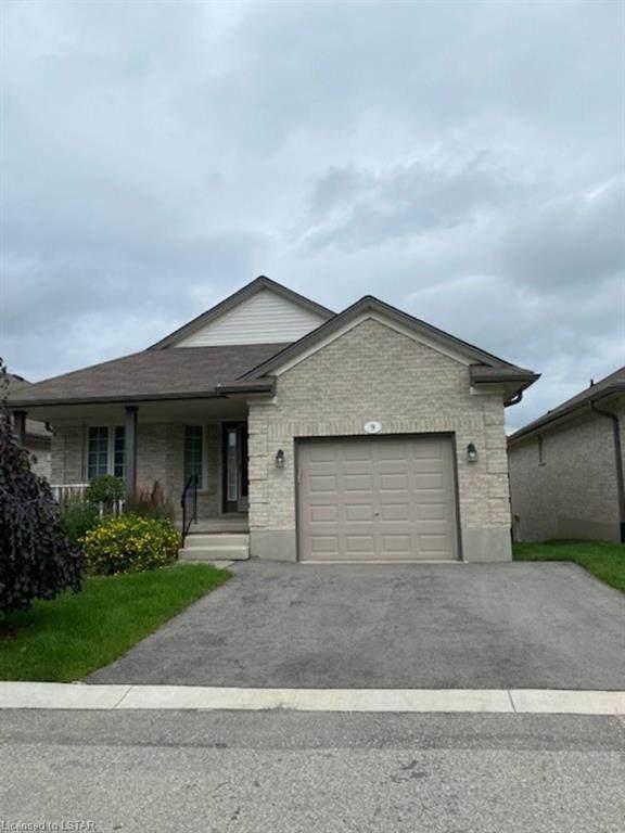 20 Windemere Place #9, St. Thomas, ON N5R 6H6 (MLS #40141967) :: Envelope Real Estate Brokerage Inc.