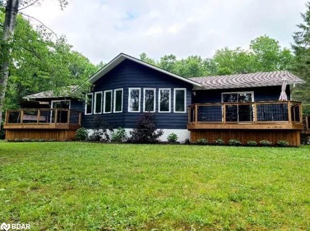 36 Maple Street, Rosseau, ON P0C 1J0 (MLS #40145198) :: Forest Hill Real Estate Collingwood