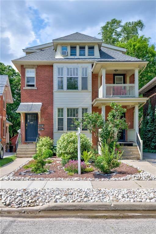 36-38 Windsor Avenue, London, ON N6C 1Z7 (MLS #40146899) :: Envelope Real Estate Brokerage Inc.