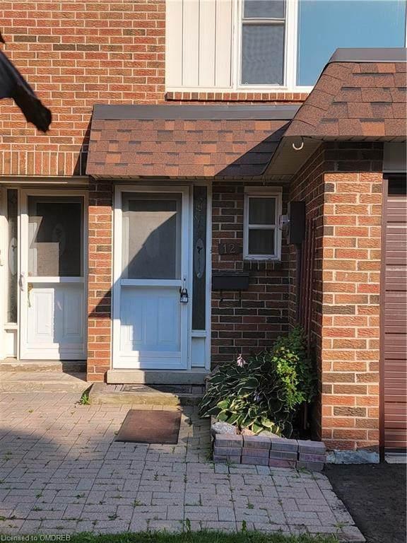 371 Bronte Street S #12, Milton, ON L9T 3K5 (MLS #40146936) :: Forest Hill Real Estate Collingwood