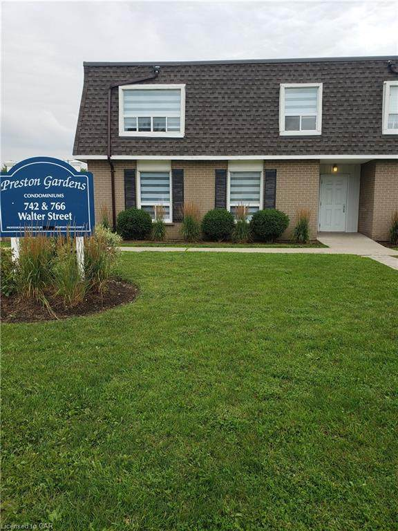 742 Walter Street M, Cambridge, ON N3H 4P3 (MLS #40147433) :: Forest Hill Real Estate Collingwood