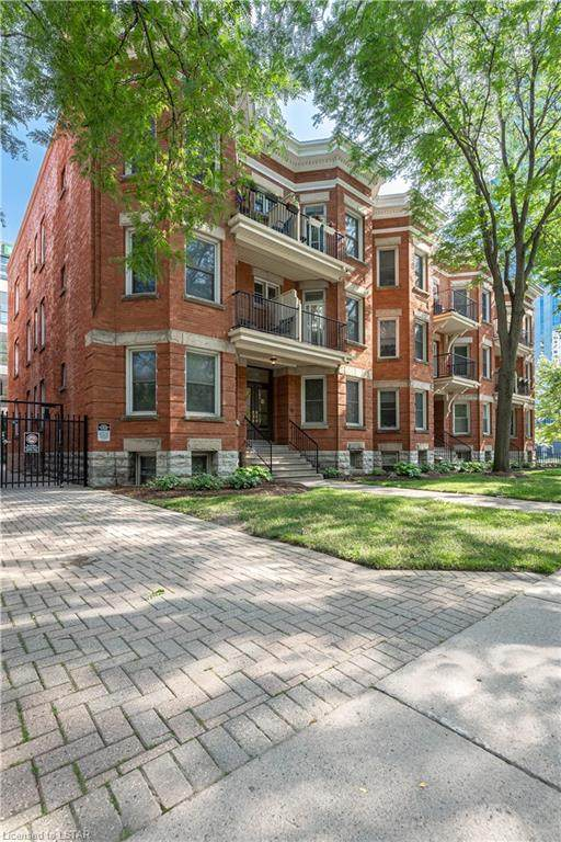 275 Queens Avenue #102, London, ON N6B 1X2 (MLS #40147595) :: Forest Hill Real Estate Collingwood