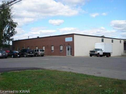 1297 Industrial Road N #4, Cambridge, ON N3H 4W3 (MLS #40147890) :: Forest Hill Real Estate Collingwood