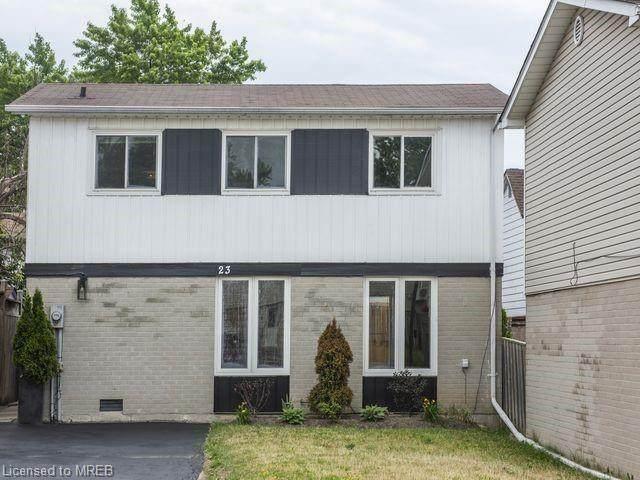 23 Holmcrest Court, Brampton, ON L6S 1R7 (MLS #40148013) :: Envelope Real Estate Brokerage Inc.