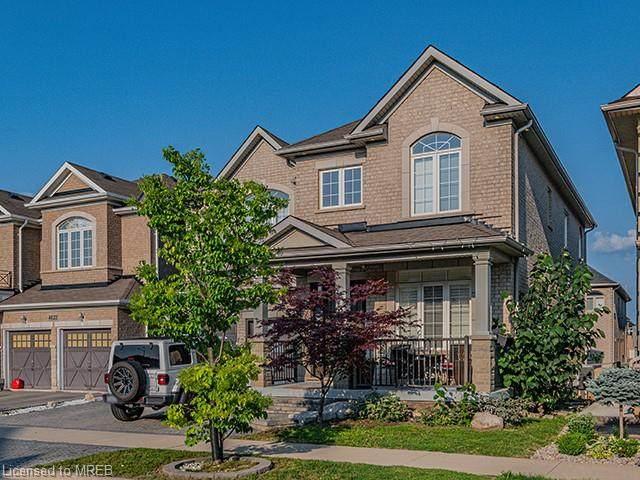 4620 Doug Wright Drive, Burlington, ON L7M 0L6 (MLS #40149032) :: Forest Hill Real Estate Collingwood