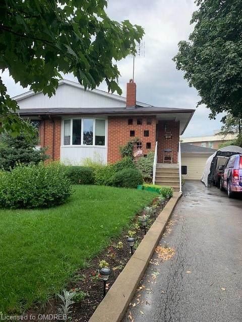 1250 Napier Crescent, Oakville, ON L6H 2A4 (MLS #40149124) :: Forest Hill Real Estate Collingwood