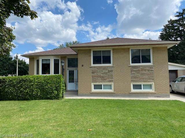 4 Shirebrook Court, Brampton, ON L6X 1Z2 (MLS #40149410) :: Forest Hill Real Estate Collingwood