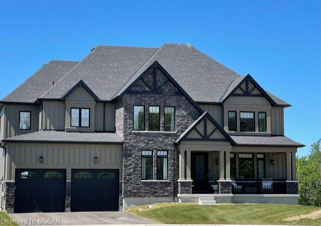 138 Creekwood Court, The Blue Mountains, ON L9Y 0V1 (MLS #40158238) :: Forest Hill Real Estate Collingwood