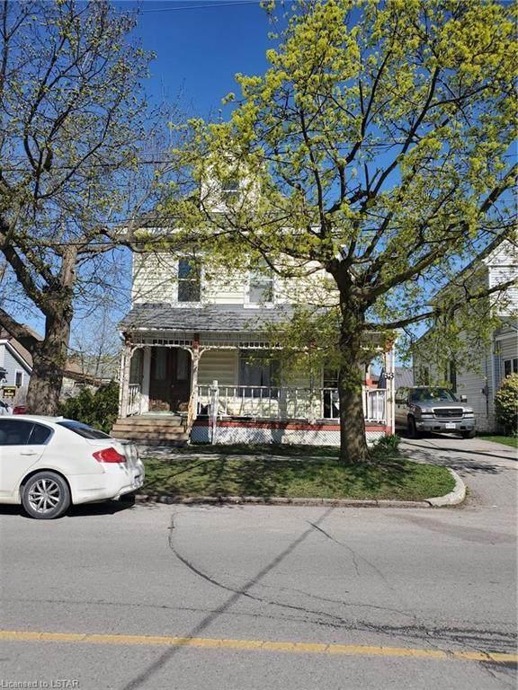 63 Alma Street, St. Thomas, ON N5P 3A9 (MLS #40164754) :: Envelope Real Estate Brokerage Inc.
