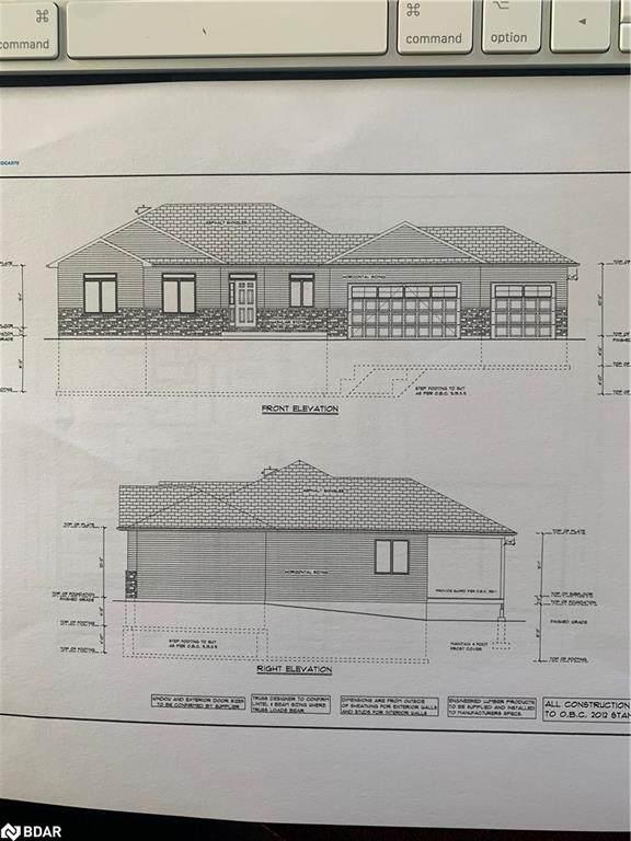 LOT 22 - 48 Cheslock Crescent, Warminster, ON L0K 2G0 (MLS #40167315) :: Envelope Real Estate Brokerage Inc.