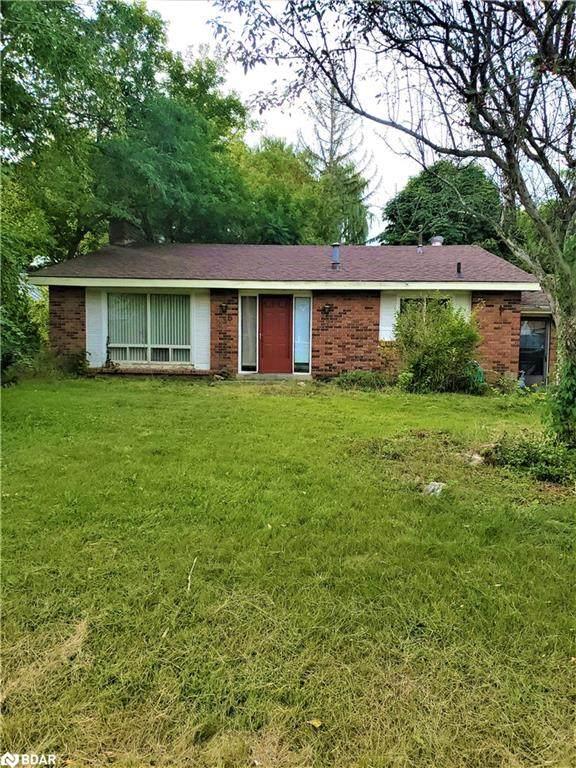 236 John Street, Stayner, ON L0M 1S0 (MLS #40168266) :: Forest Hill Real Estate Collingwood