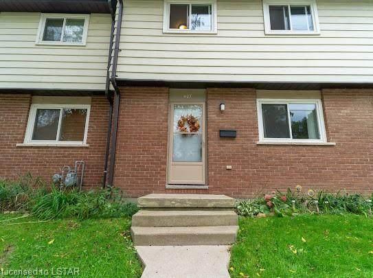 407 Griffith Street, London, ON N6K 2S3 (MLS #40170324) :: Envelope Real Estate Brokerage Inc.