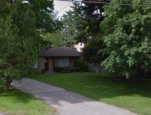 54 Kittridge Avenue, Strathroy, ON N7G 2A6 (MLS #40170496) :: Envelope Real Estate Brokerage Inc.