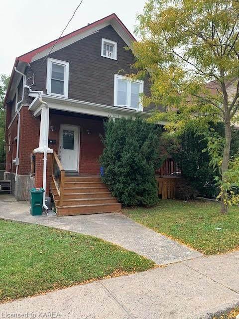 556 Brock Street, Kingston, ON K7L 1V2 (MLS #40173412) :: Forest Hill Real Estate Collingwood