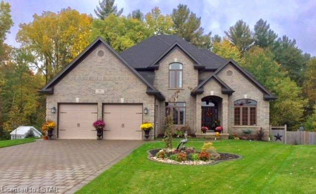 91 Foxhollow Drive, Dorchester, ON N0L 1G3 (MLS #252511) :: Sutton Group Envelope Real Estate Brokerage Inc.