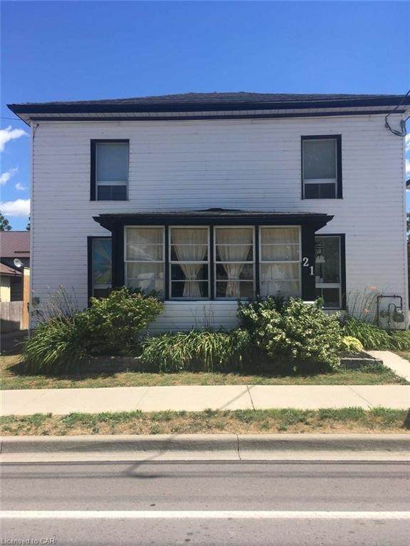 21 Yeomans Street, Belleville, ON K8P 3X1 (MLS #40005672) :: Forest Hill Real Estate Collingwood