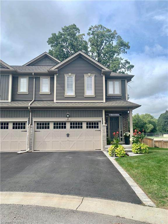 80 Willow Street #27, Paris, ON N3L 2K6 (MLS #40020532) :: Forest Hill Real Estate Collingwood