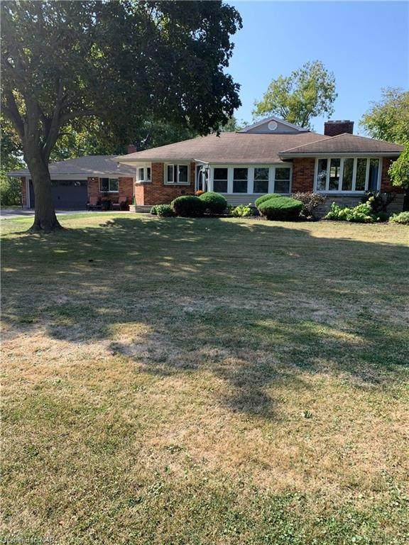 821 Niagara Parkway, Fort Erie, ON L2A 5M4 (MLS #40026626) :: Forest Hill Real Estate Collingwood