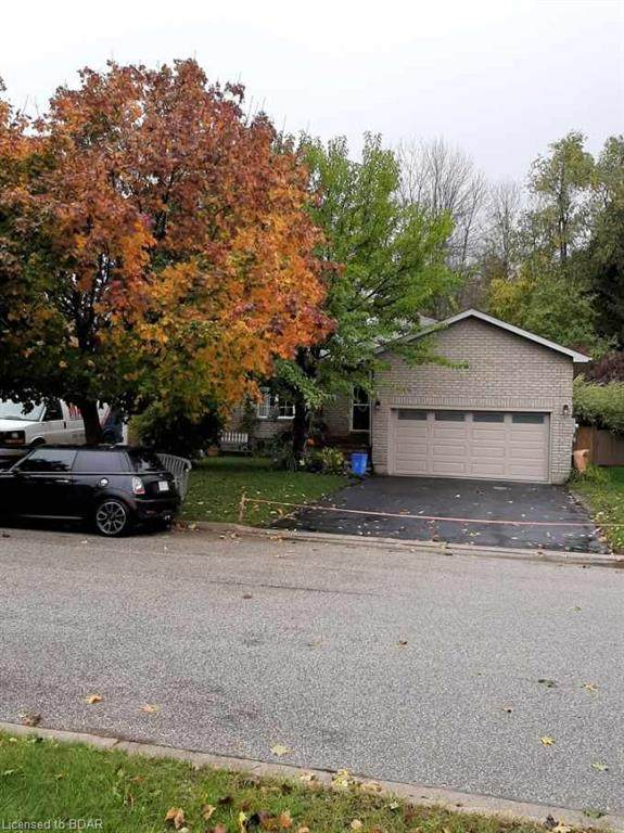 24 O'shaugnessy Crescent, Barrie, ON L4N 7M1 (MLS #40047218) :: Forest Hill Real Estate Inc Brokerage Barrie Innisfil Orillia