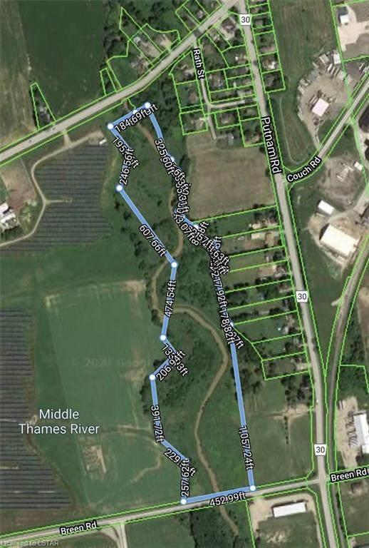 PART LT 4 Concession B  Breen Road, Putnam, ON N0L 2B0 (MLS #40102539) :: Forest Hill Real Estate Collingwood