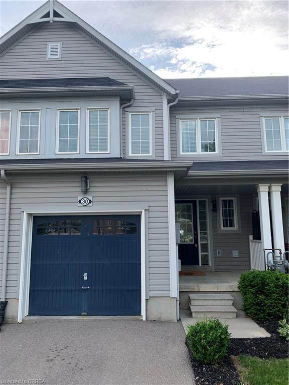 30 Dwyer Court, Brantford, ON N3T 0G8 (MLS #40123091) :: Forest Hill Real Estate Collingwood