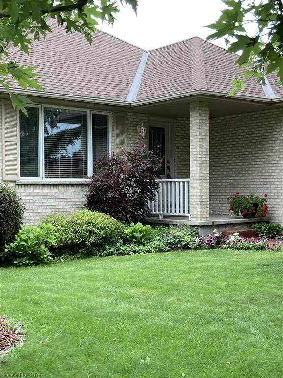 196 Gibson Crescent, Lucan, ON N0M 2J0 (MLS #40138159) :: Forest Hill Real Estate Collingwood