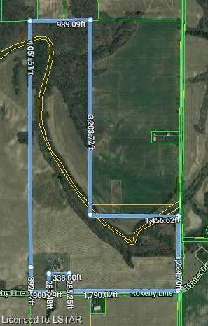 8982 Rokeby Line, Alvinston, ON N0N 1A0 (MLS #40139347) :: Forest Hill Real Estate Collingwood