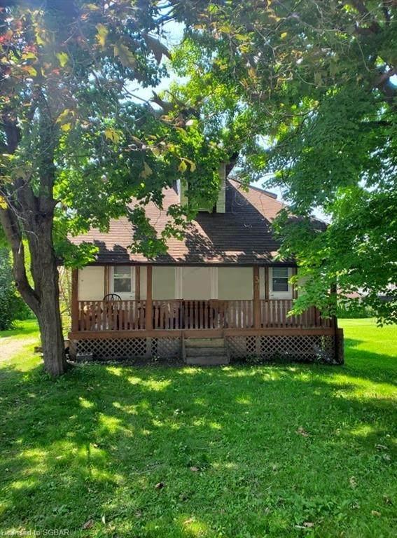 30 Peel Street, Penetanguishene, ON L9M 1A6 (MLS #40146170) :: Forest Hill Real Estate Collingwood