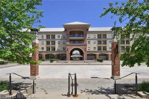 150 Colborne Street #302, Brantford, ON N3T 2G6 (MLS #40166610) :: Envelope Real Estate Brokerage Inc.