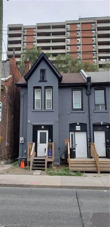 212 Wilson Street, Hamilton, ON L8R 1E5 (MLS #40013512) :: Forest Hill Real Estate Collingwood