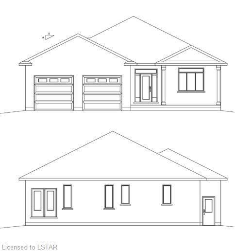 103 Spencer Avenue, Lucan, ON N0M 2J0 (MLS #40017123) :: Sutton Group Envelope Real Estate Brokerage Inc.