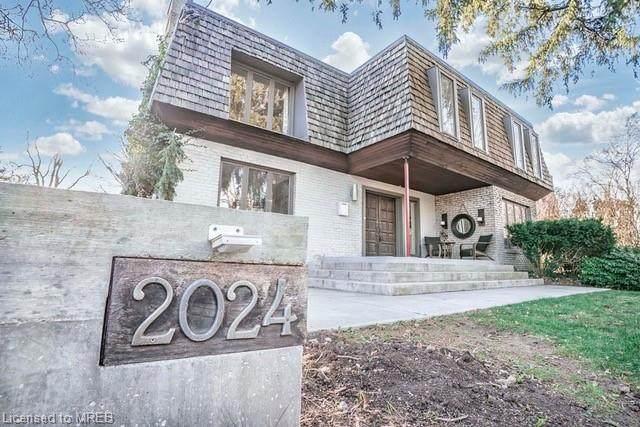 2024 Harvest Drive, Mississauga, ON L4Y 1T6 (MLS #40046181) :: Sutton Group Envelope Real Estate Brokerage Inc.