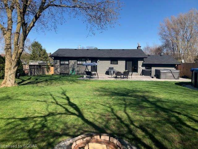 116 Greenfield Drive, Meaford, ON N4L 1W6 (MLS #40096541) :: Forest Hill Real Estate Collingwood
