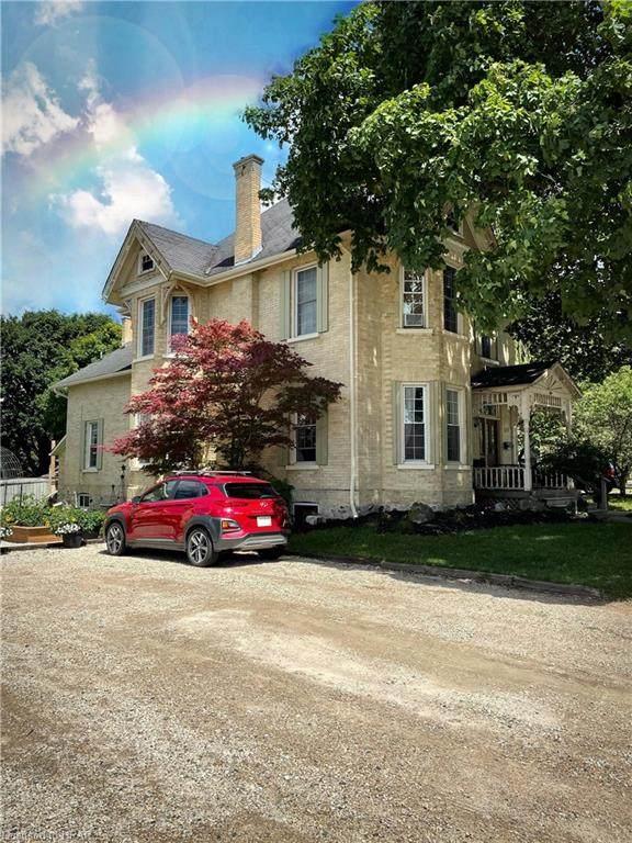 125 Elora Street S, Harriston, ON N0G 1Z0 (MLS #40124339) :: Forest Hill Real Estate Collingwood